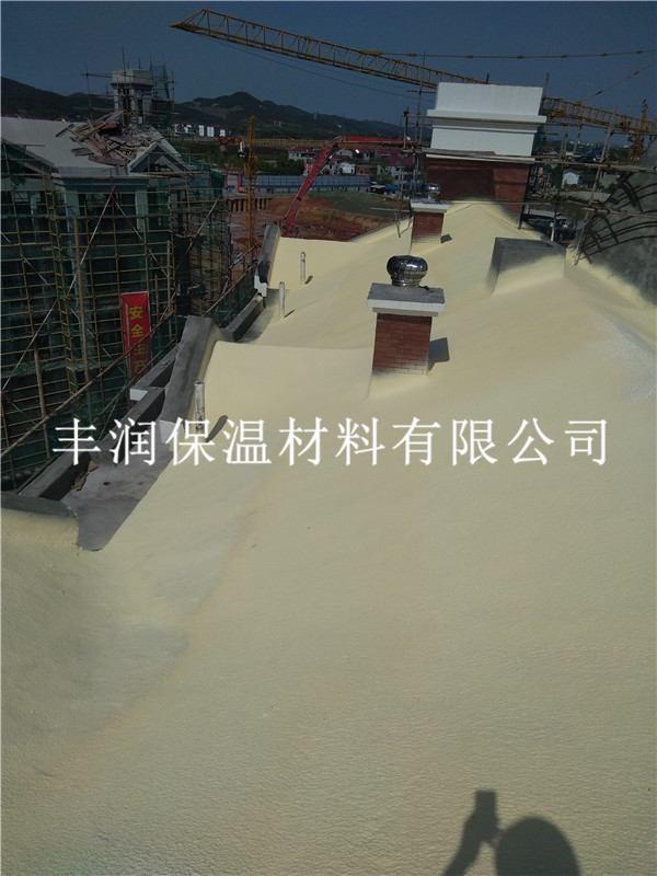 东乡鸿门国际商品楼屋面隔热工程
