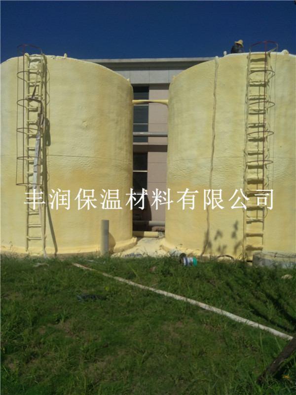 九江天地壹号冷饮公司罐体保温工程