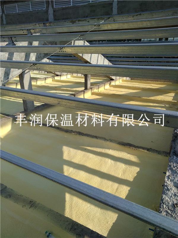 鄱阳湖米业屋面隔热工程
