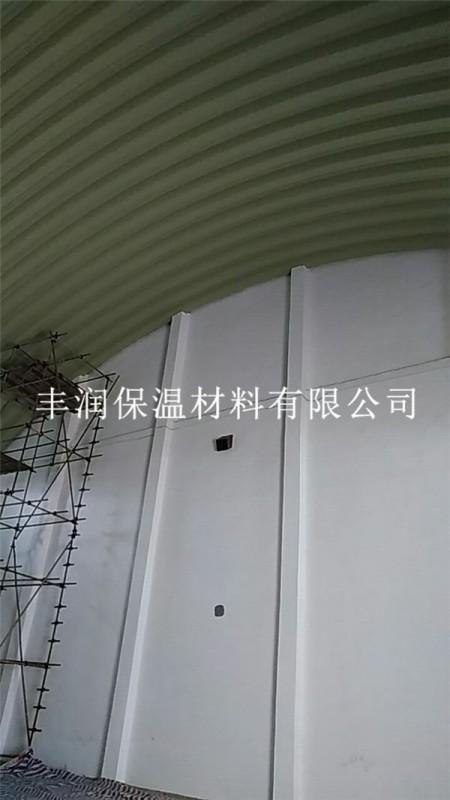 南昌南良中储粮屋面保温工程
